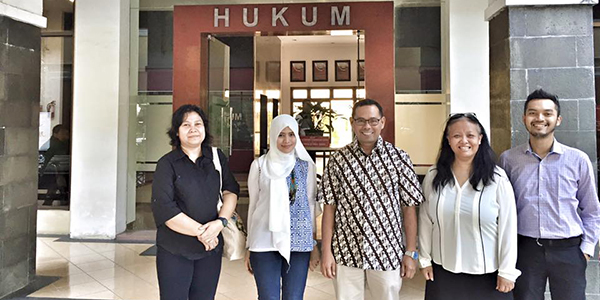 Diseminasi & Workshop Klinik Hukum di Universitas Brawijaya